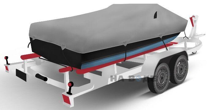 Транспортировочный тент на лодку Прогресс-2 комплектация Классик - фото 2