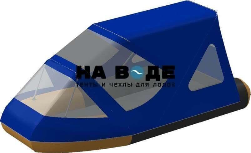 Тент комбинированный на лодку Altair (Альтаир) JOKER 320 AIRDECK, комплектация Классик - фото 1