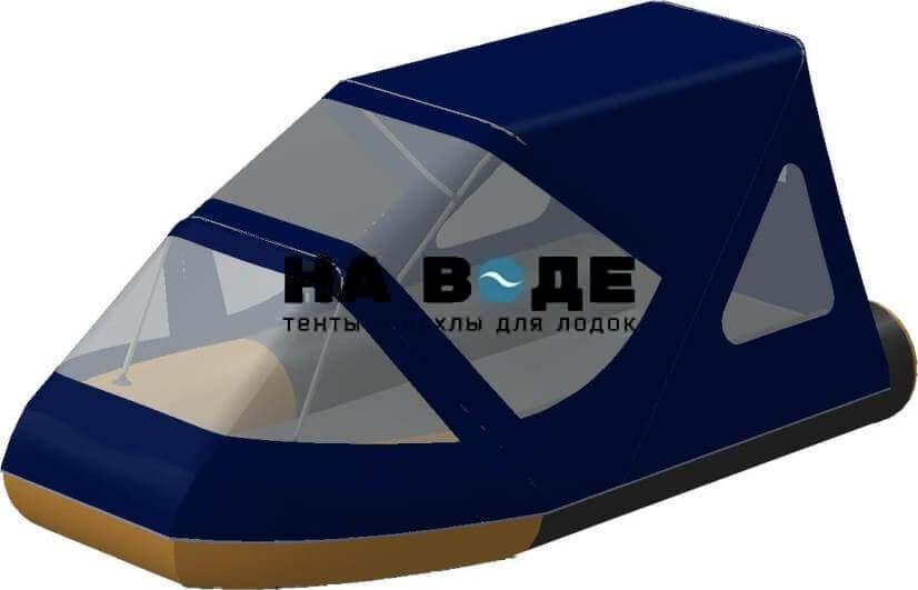 Тент комбинированный на лодку Altair (Альтаир) JOKER 320 AIRDECK, комплектация Классик - фото 2