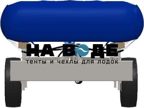 Транспортировочный тент на лодку BoatMaster (БотМастер) 310 TА ЛЮКС - фото 3