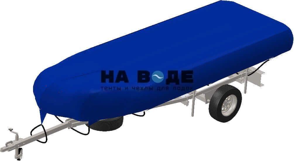 Транспортировочный тент на лодку Quicksilver (Квиксильвер) Heavy-Duty 530 - фото 1