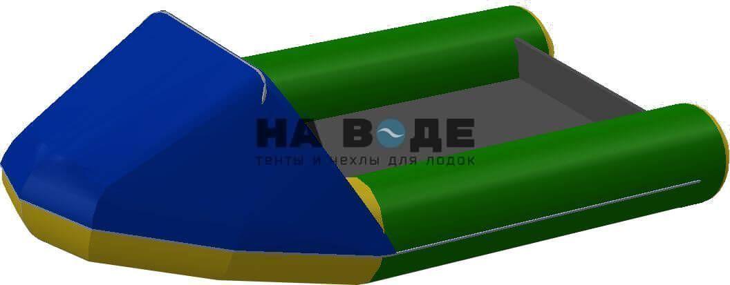 Тент носовой на лодку Quicksilver (Квиксильвер) Heavy-Duty 430 - фото 2