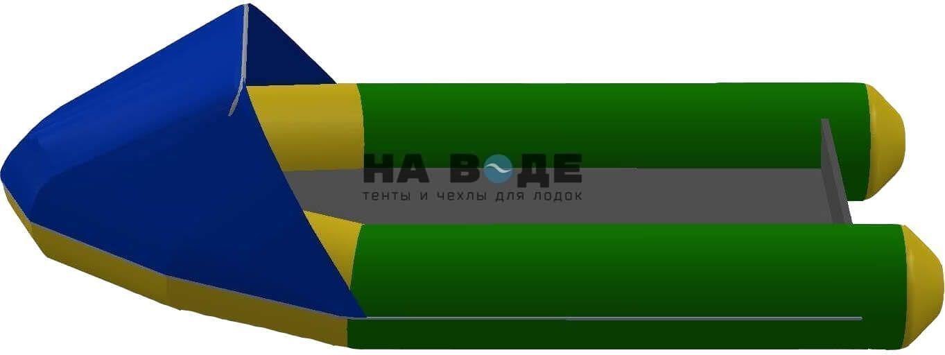 Тент носовой на лодку Quicksilver (Квиксильвер) Heavy-Duty 430 - фото 4