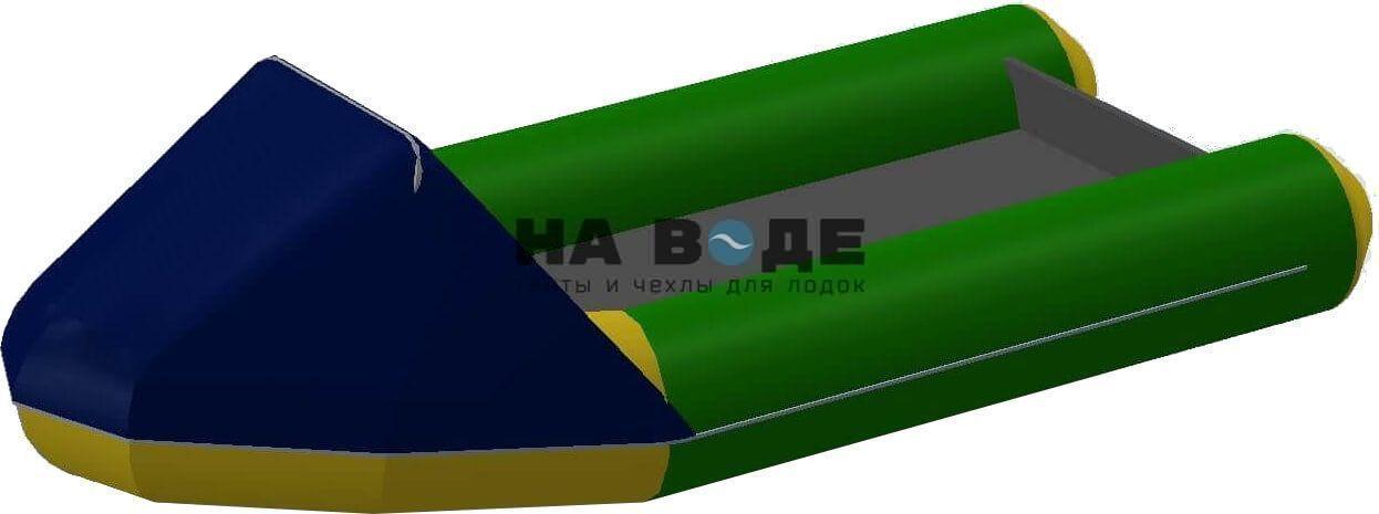 Тент носовой на лодку Quicksilver (Квиксильвер) Heavy-Duty 430 - фото 1