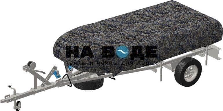 Транспортировочный тент на лодку AQUA-JET (Аква Джет) МЕ360 - фото 8
