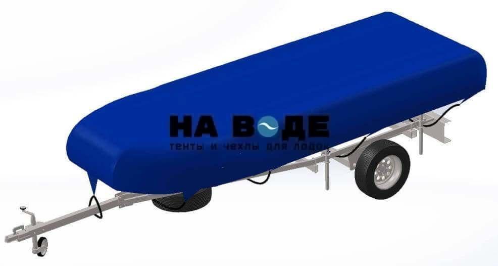 Транспортировочный тент на лодку Polar Bird (Полар Берд) 450E (EAGLE)(«ОРЛАН») - фото 1