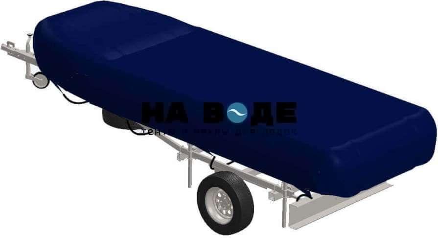 Транспортировочный тент на лодку Посейдон-500 - фото 3