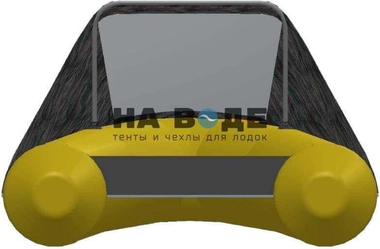 Тент носовой с окном на лодку Quicksilver (Квиксильвер) Heavy-Duty 530 - фото 6