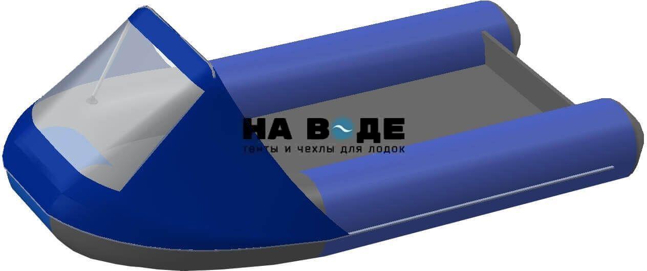 Тент носовой с окном на лодку AQUA-JET (Аква Джет) МЕ330 - фото 1