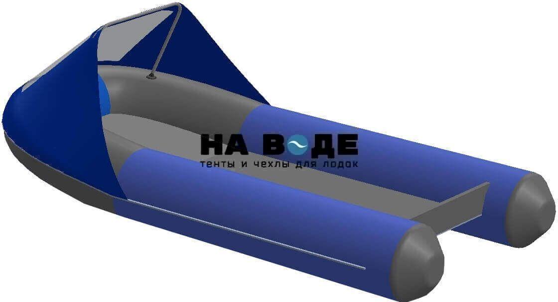 Тент носовой с окном на лодку AQUA-JET (Аква Джет) МЕ330 - фото 2