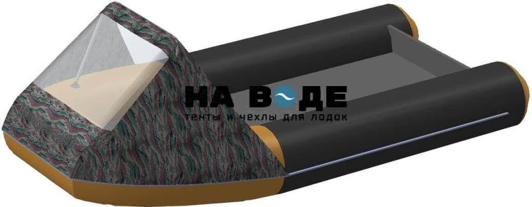 Тент носовой с окном на лодку Altair (Альтаир) ORION 550 - фото 7