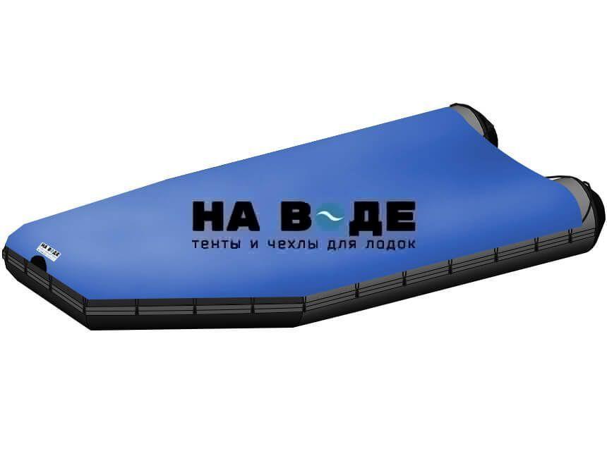 Стояночный тент на лодку WinBoat 530R РИБ - фото 5